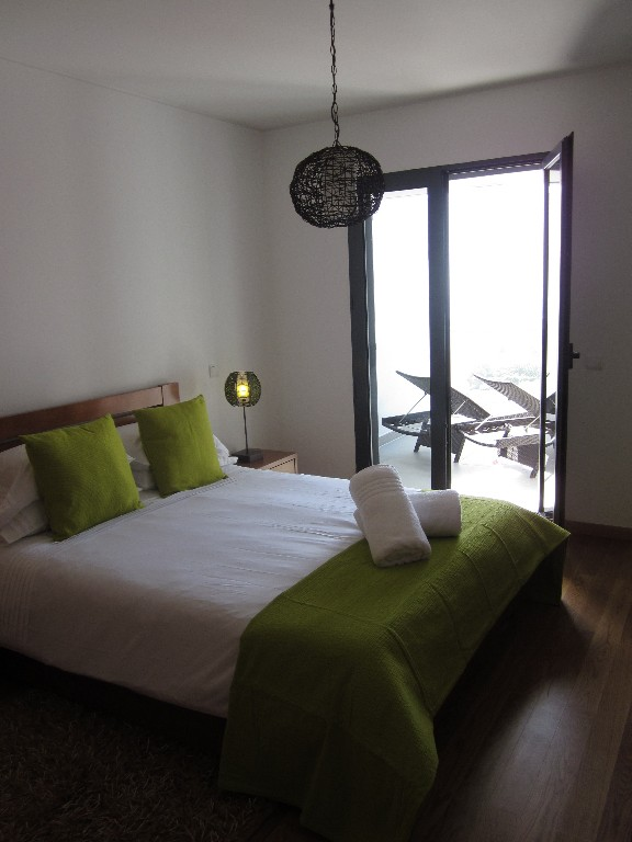 Paradisus I - Apartamento com vista para o mar e Wi-Fi gratuito