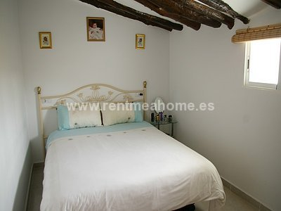 2 Bed Short Term Rental Cottage mojacar