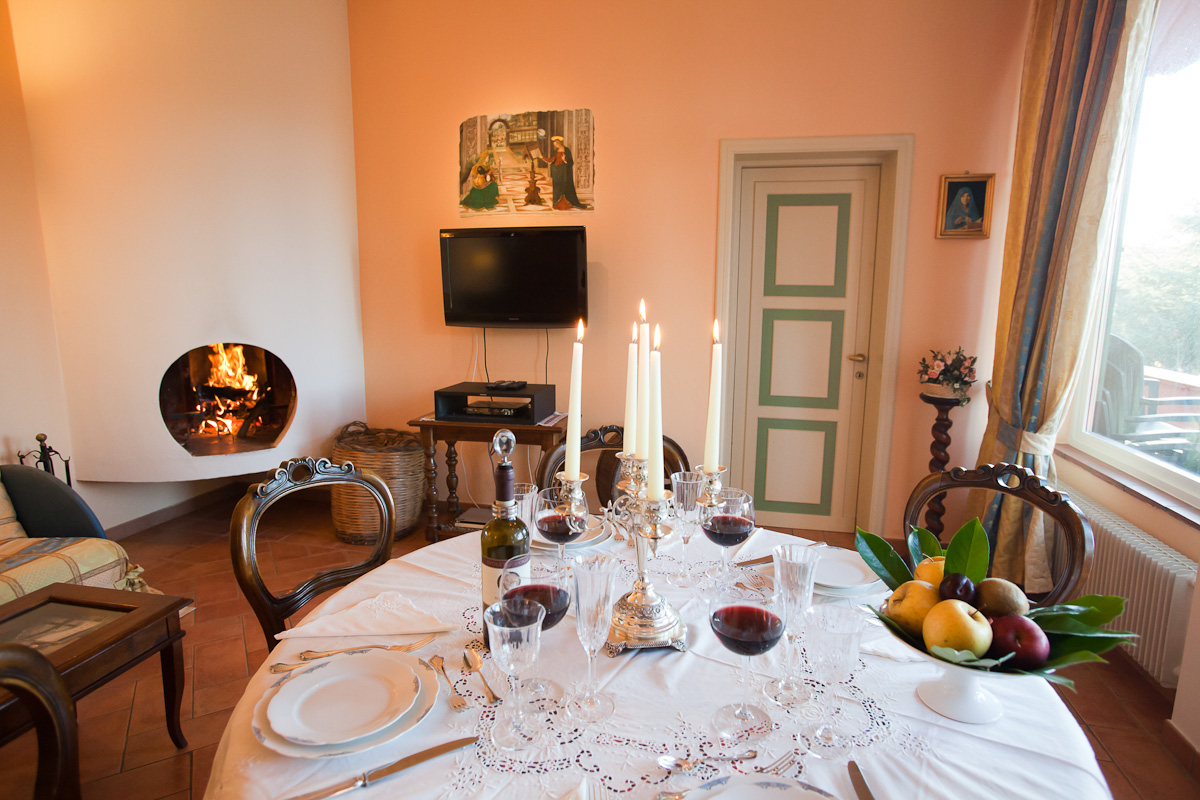 Villa Nuba holiday rentals in Umbria-Pinturicchio charming apartment