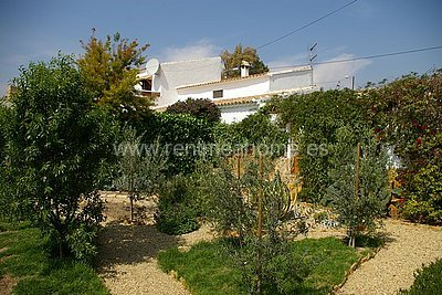 mojacar vacation rental with