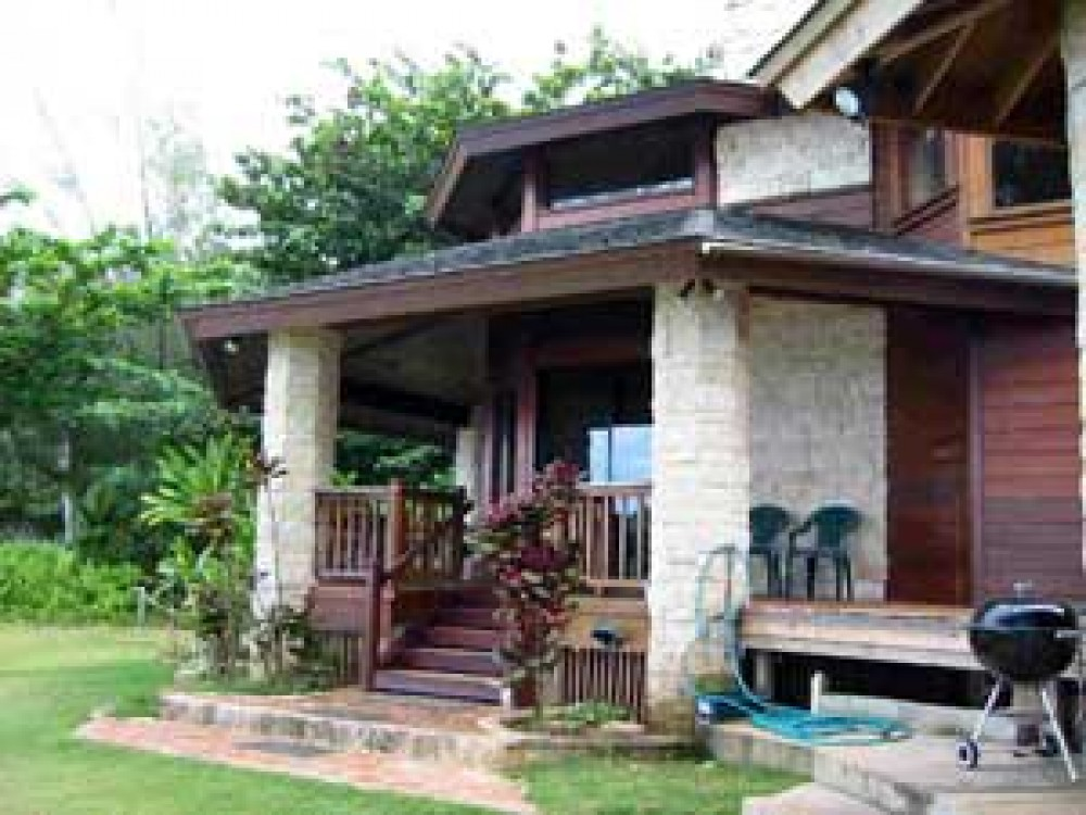 Anini Beach vacation rental with