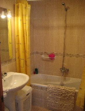 2 Bed Short Term Rental Apartment garrucha