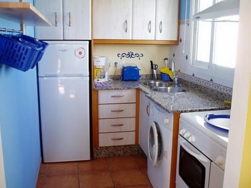 1 Bed Short Term Rental Apartment mojacar