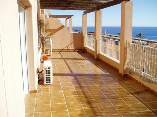 2 Bed Short Term Rental Apartment mojacar