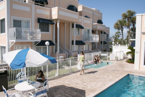 cape canaveral vacation rental with