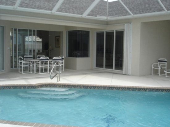 4 Bed Short Term Rental Villa port charlotte