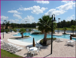 4 Bed Short Term Rental Villa Kissimmee