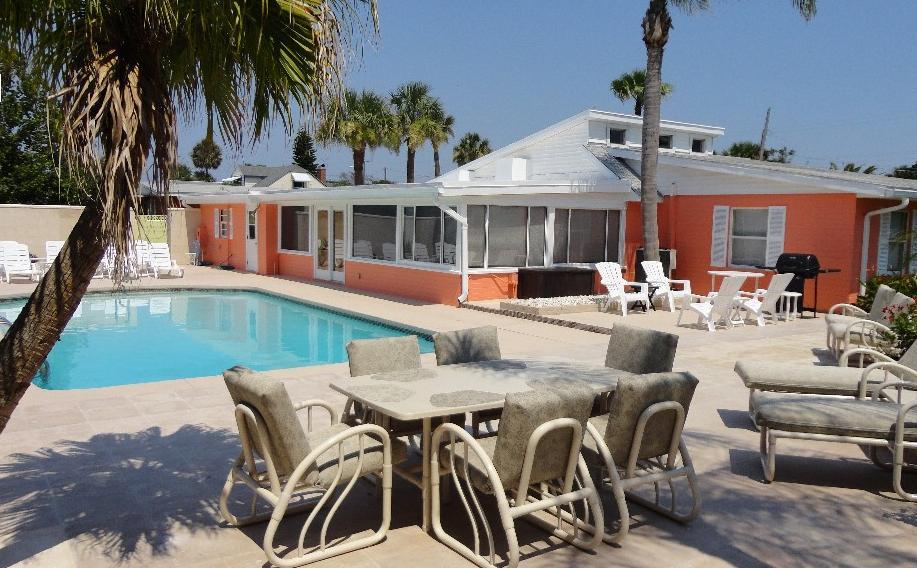 5 Bed Short Term Rental House daytona beach