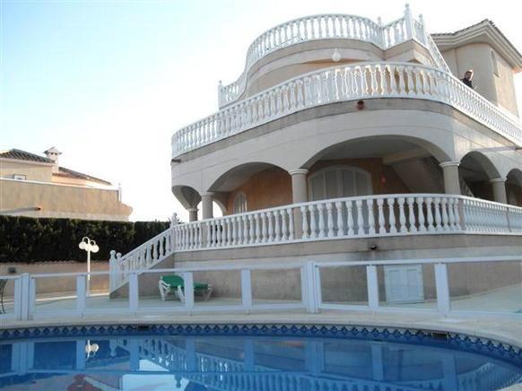Villa Erika - La Manga Del Mar Menor Holiday Rentals