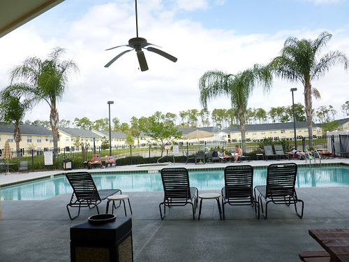 4 Bed Short Term Rental Accommodation kissimmee