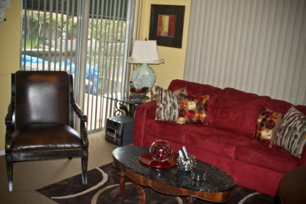 2 Bed Short Term Rental Apartment fort lauderdale