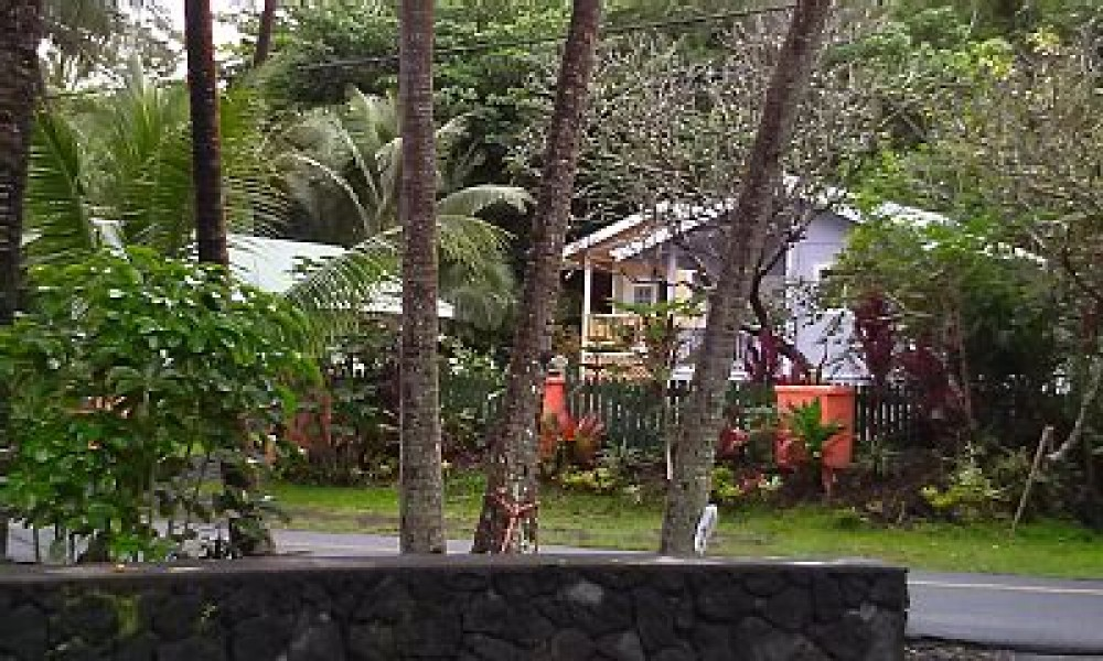 Kalapana-Puna vacation home