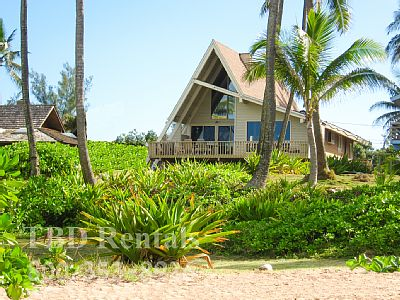 anahola  vacation rental with