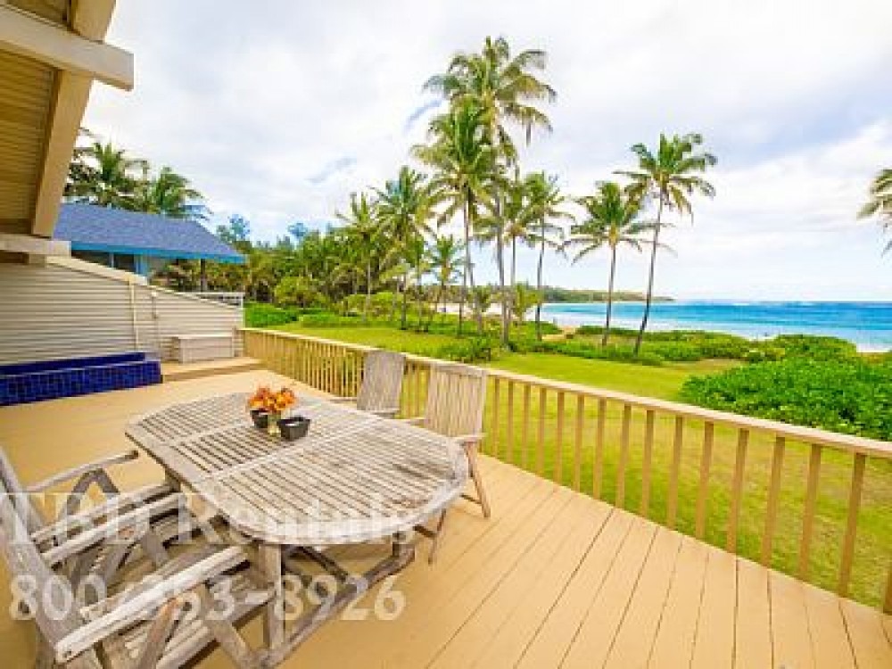 Beachfront! 5 BR Estate! Sleeps 14! Breathtaking Views!