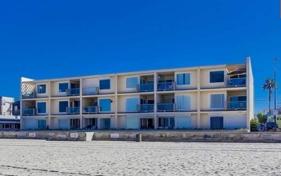 Ocean Front Paradise - Mission Beach Vacation Rentals