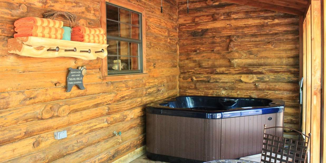 broken bow vacation Cabin rental