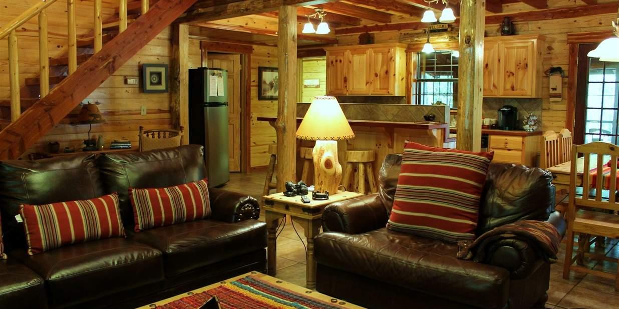Airbnb Alternative Property in broken bow