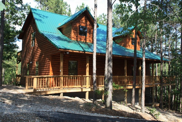2 Bed Short Term Rental Cabin broken bow