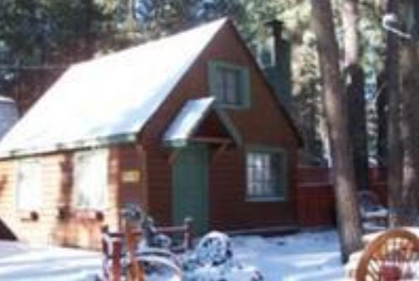 1 Bed Short Term Rental Cabin big bear lake