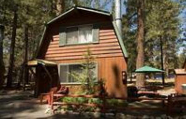 2 Bed Short Term Rental Cabin big bear lake