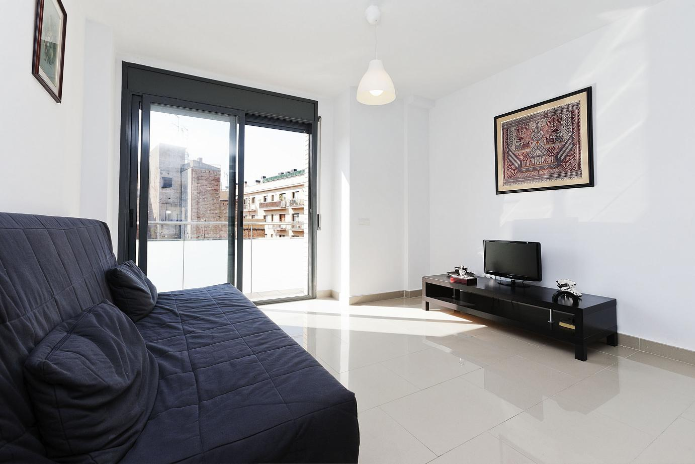 2 Bed Short Term Rental Apartment Barcelona