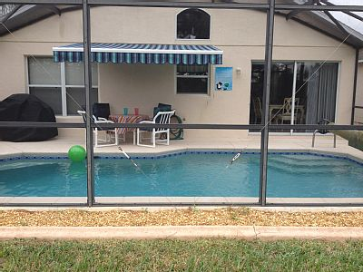 PLAY GOLF! PLAY AT THE THEME PARKS! PLAY AT THE BEACHES! SOUTH FACING POOL, BBQ