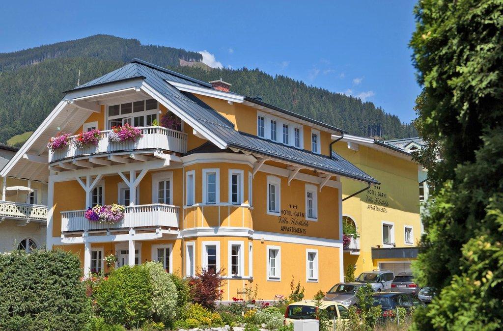 B & B Villa Klothilde - Die Komfort Zimmer