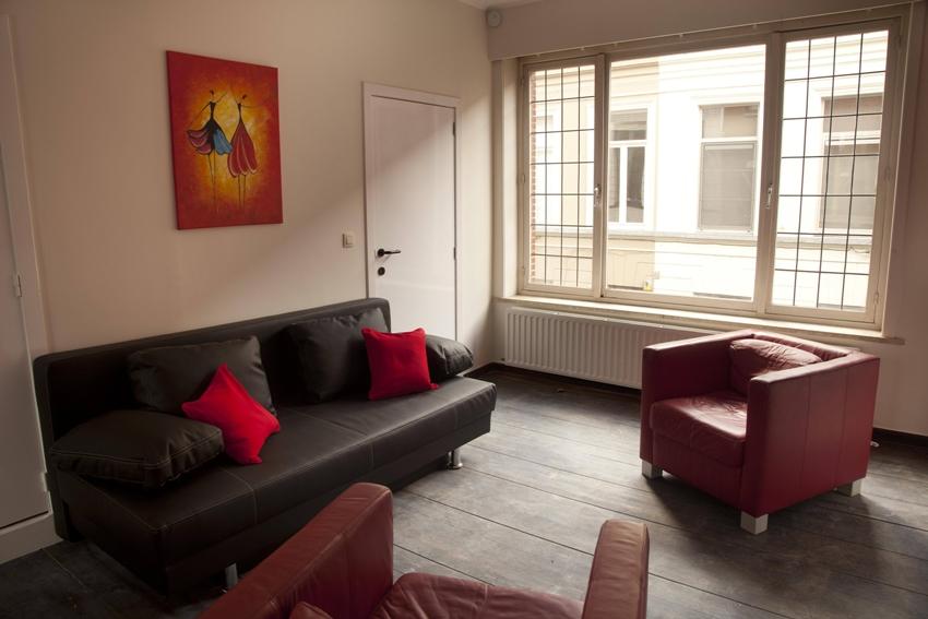 Three Modern Apartments at Ghent