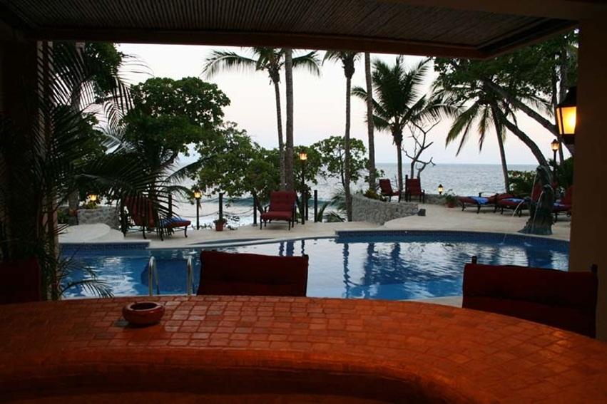 6 Bedroom Villa With Private Beach - Playa Tambor Vacation Rentals