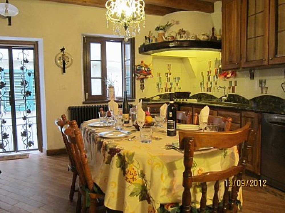 Giglio vacation rental with