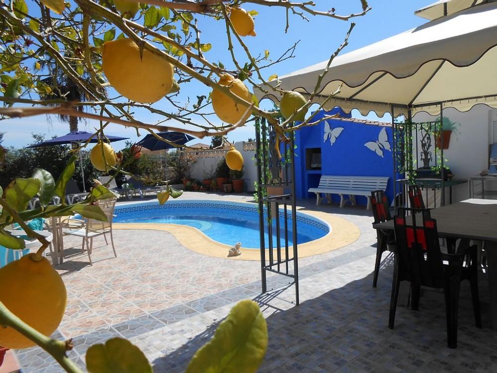 mazarron vacation rental with