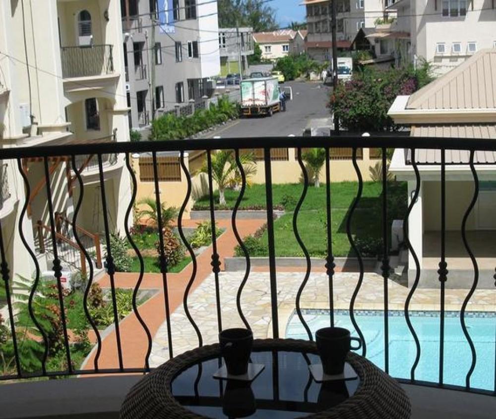 flic en flac vacation rental with