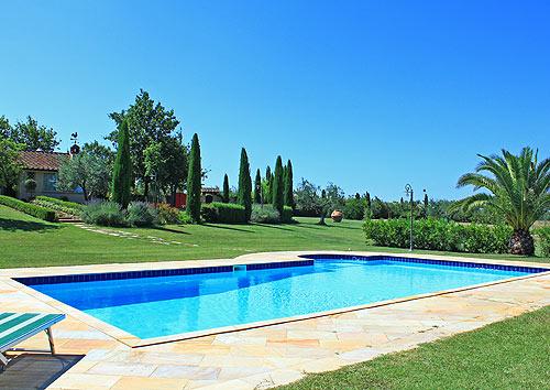 5 Bed Short Term Rental Villa Cecina
