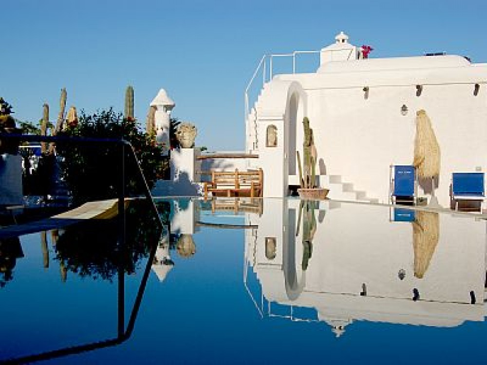 ischia island vacation rental with