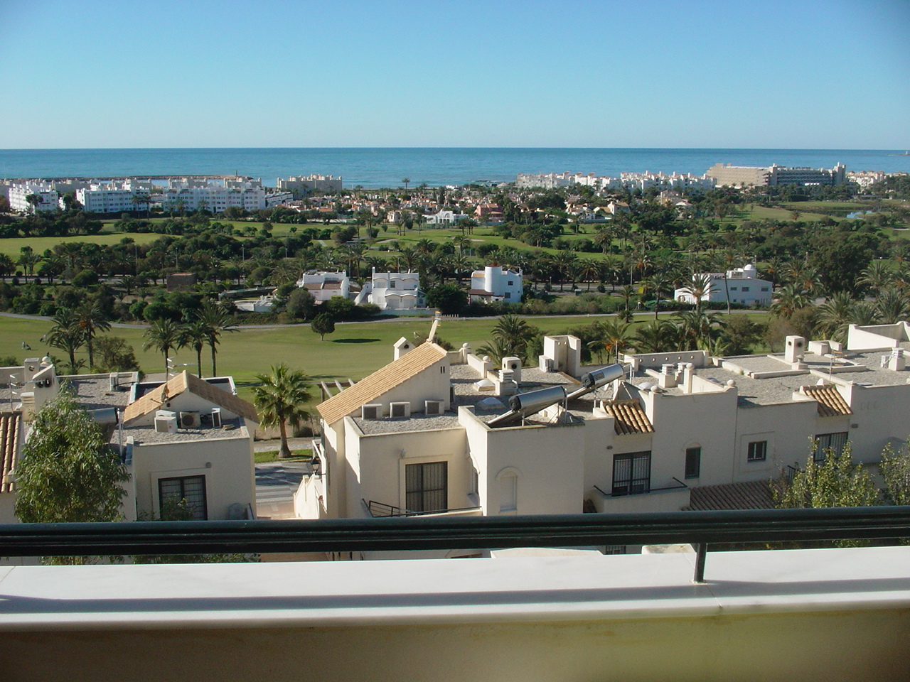 3 Bed Short Term Rental House Almerimar