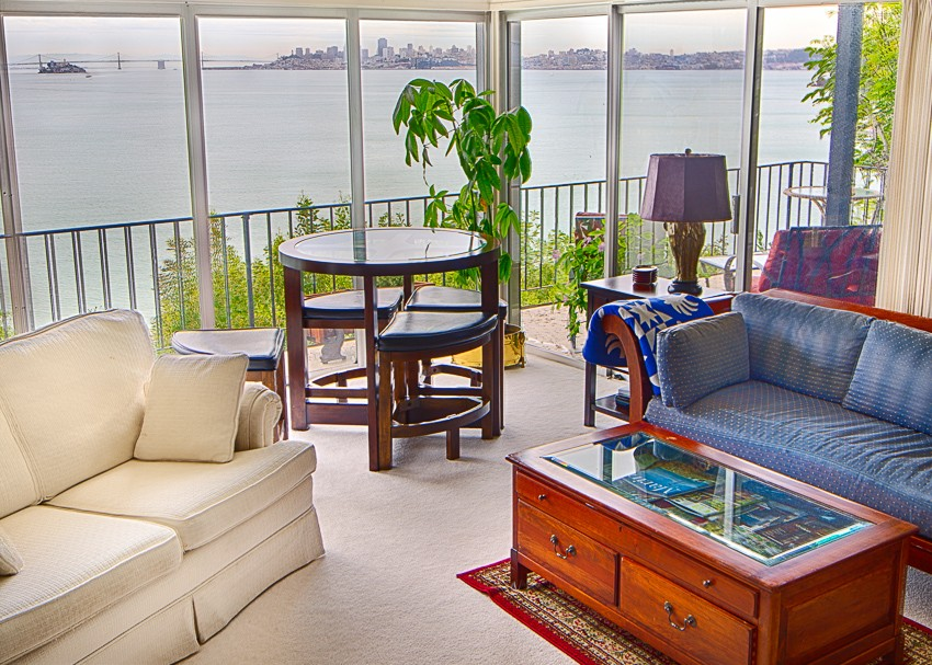 Best Sausalito Location, Unobstructed Views!