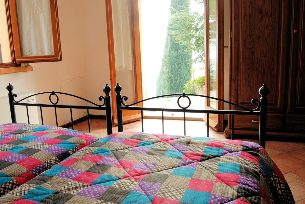 cortona  vacation rental with