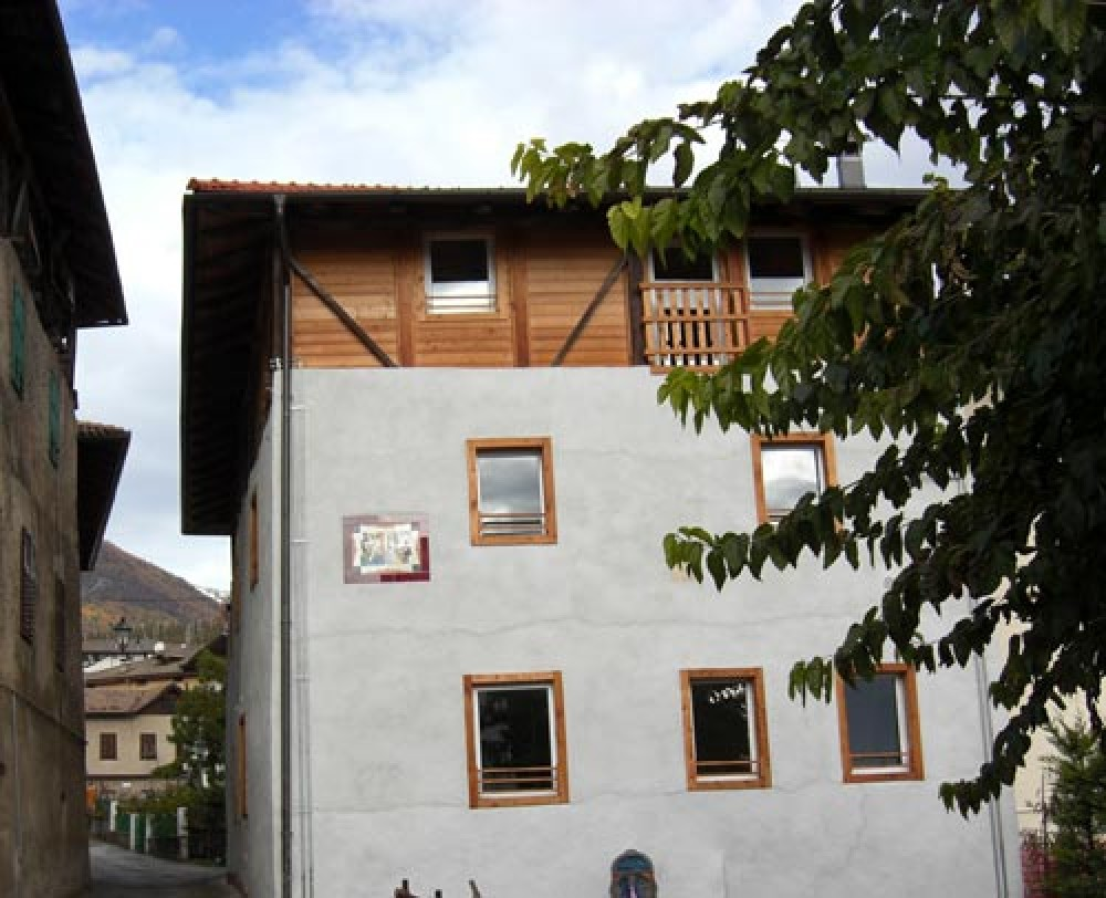 trento vacation rental with