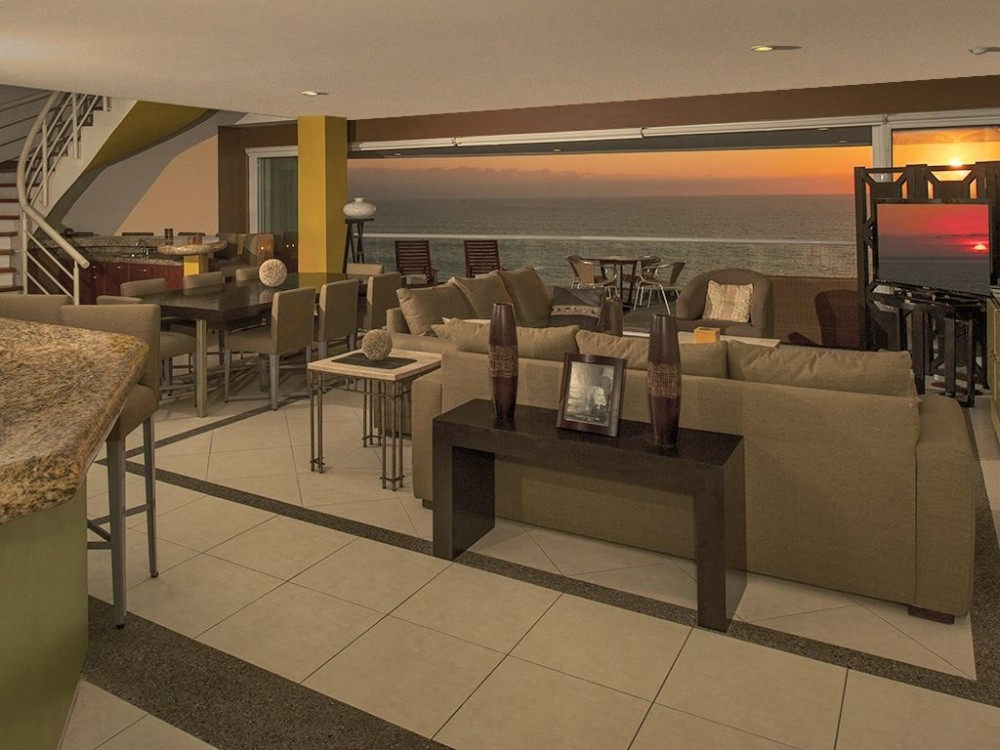 Nuevo Vallarta vacation rental with Living Area