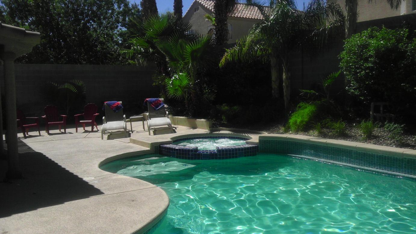 4 Bed Short Term Rental House las vegas