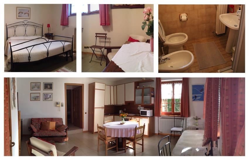 primaluna  vacation rental with
