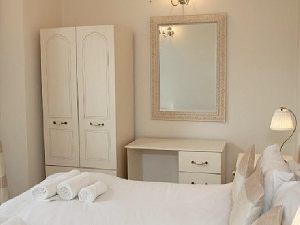 Two bedroom garden apartment
