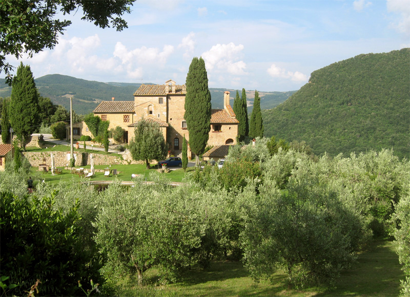Volterra vacation Accommodation rental