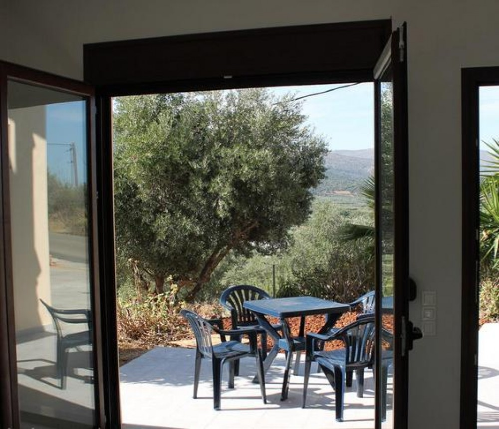 Sissi vacation rental with