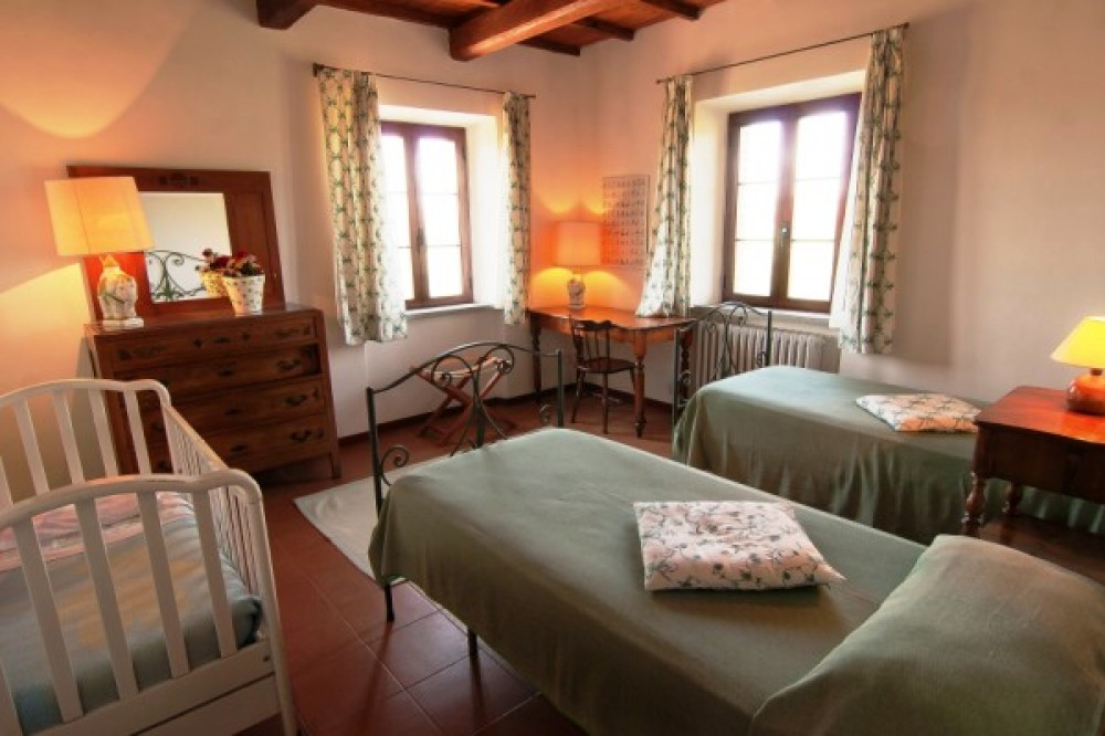 I MORI GELSI: holiday home with pool close to Assisi