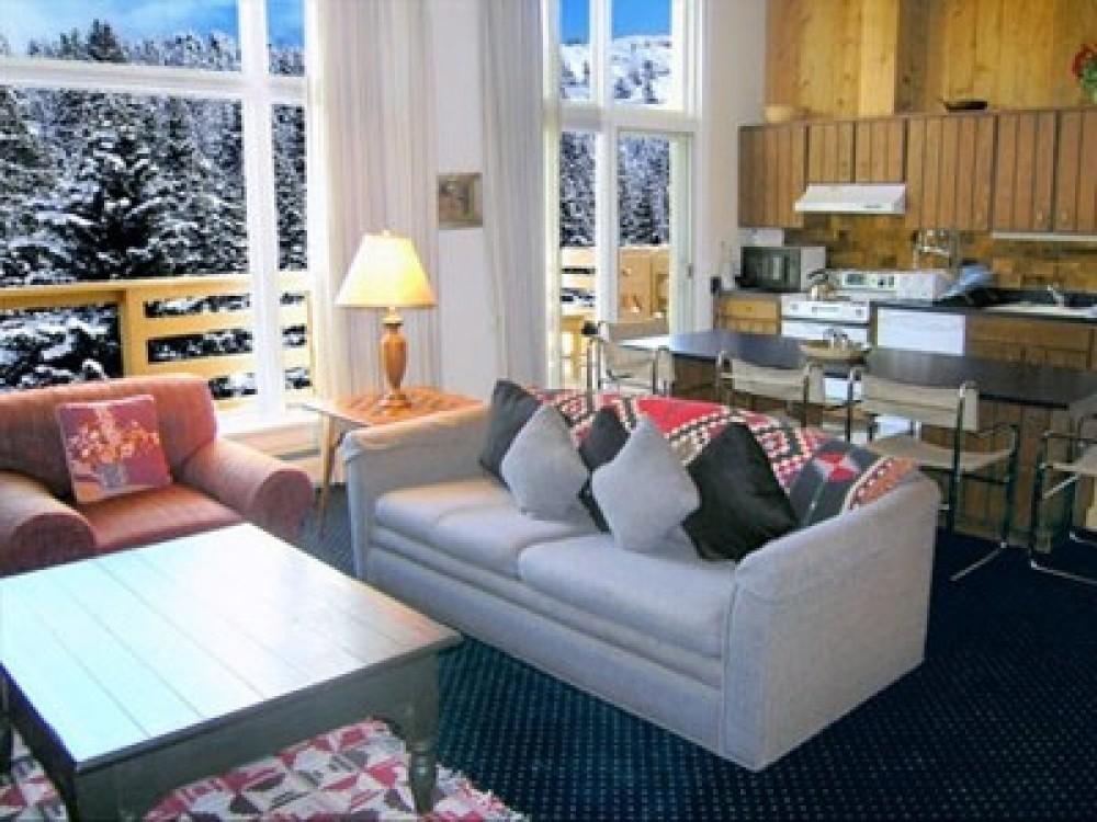 Penthouse Lodge Style Near Gondola