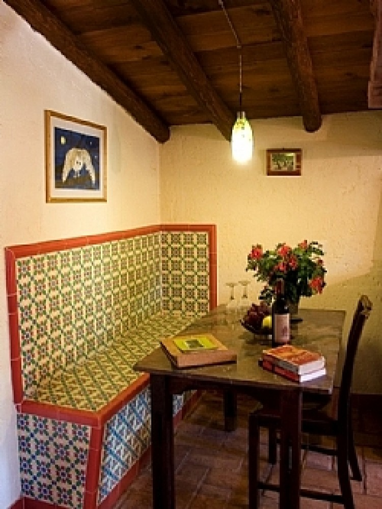 Aracena vacation rental with