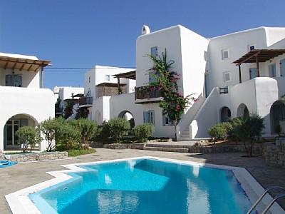 2 Bed Short Term Rental Accommodation Mykonos