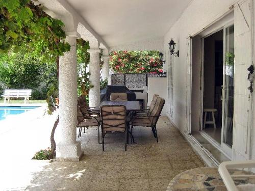 Andalucian style four bedroom villa on the golden mile