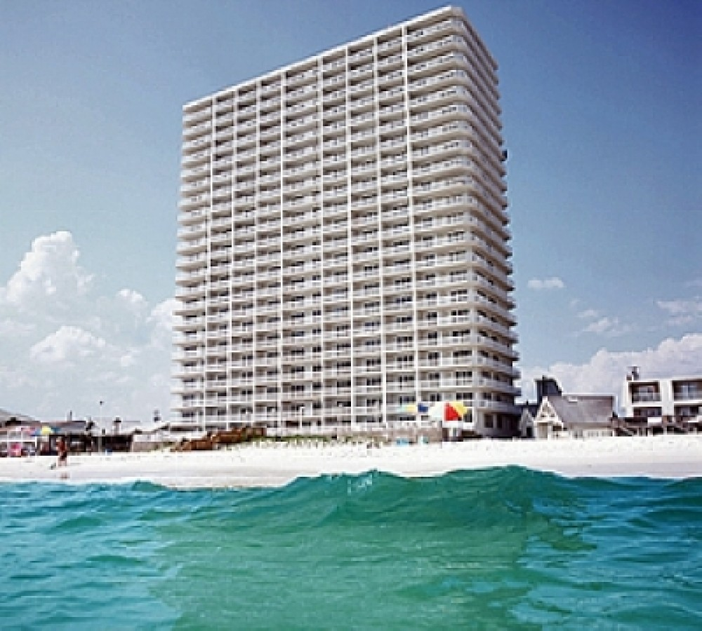 Seychelles Resort-14th Floor-Unit 1404-1BR-2BA